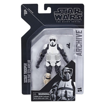 Star Wars The Black Series Archive Biker Scout 6-Inch Scale Figure
