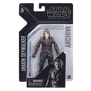 Star Wars The Black Series Archive Anakin Skywalker 6-Inch Scale Figure