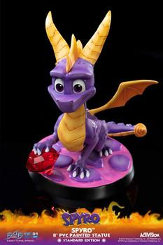 Spyro the Dragon Spyro Statue