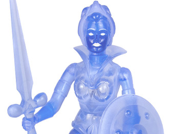 Masters of the Universe Vintage Frozen Teela 5 1/2-Inch Action Figure