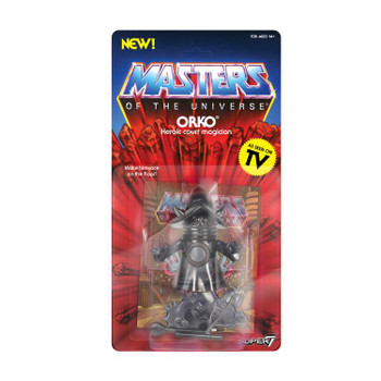 Masters of the Universe Vintage Orko Shadow 5 1/2-Inch Action Figure