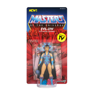 Masters of the Universe Vintage Evil-Lyn 5 1/2-Inch Action Figure