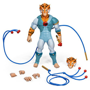 [PRE-ORDER] ThunderCats Ultimates Tygra 7-Inch Action Figure