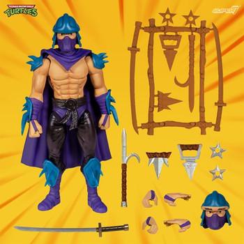 [PRE-ORDER] Teenage Mutant Ninja Turtles Ultimates Shredder 7-Inch Action Figure