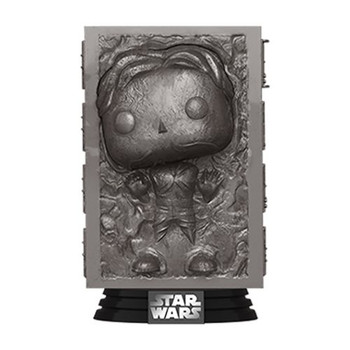 Star Wars: Empire Strikes Back Han in Carbonite Pop! Vinyl Figure