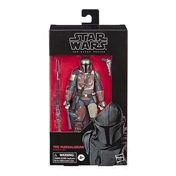 [PRE-ORDER] Star Wars The Black Series The Mandalorian 6-Inch Action Figure