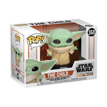 Star Wars: The Mandalorian The Child Pop! Vinyl Figure