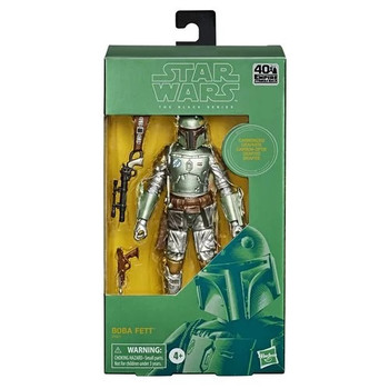[PRE-ORDER] Star Wars The Black Series Carbonized Boba Fett 6-Inch Action Figure