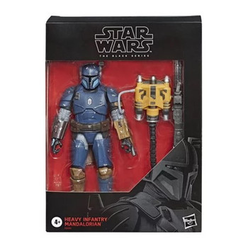 [PRE-ORDER] Star Wars The Black Series Heavy Infantry Mandalorian 6-inch Action Figure - Exclusive