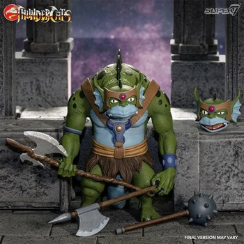 [PRE-ORDER] ThunderCats Ultimates Slithe 7-Inch Action Figure