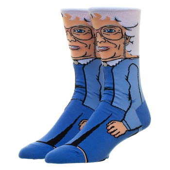 Golden Girls Sophia 360 Character Socks
