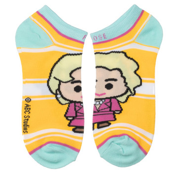 Golden Girls 5 Pair Ankle Socks