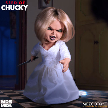 [PRE-ORDER] Child's Play Seed of Chucky Tiffany Mega-Scale with Sound 15-Inch Doll