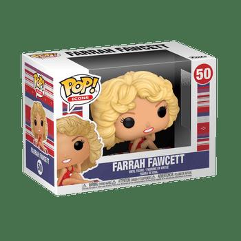 Farrah Fawcett Pop! Vinyl Figure