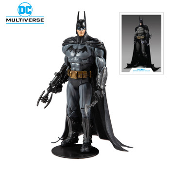 DC Multiverse Arkham Asylum Batman 7-Inch Action Figure