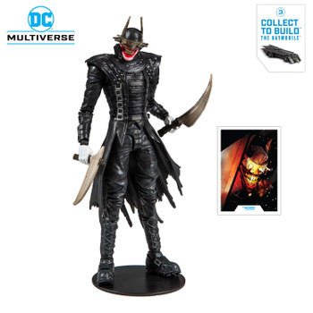 DC Collector Wave 1 Batman Who Laughs 7-Inch Action Figure