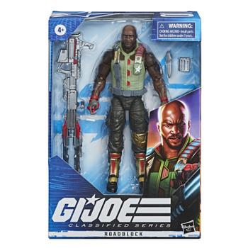 [PRE-ORDER] G.I. Joe Classified Series 6-Inch Roadblock Action Figure