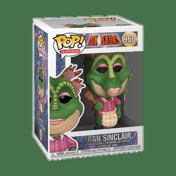 Dinosaurs Fran Sinclair Pop! Vinyl Figure