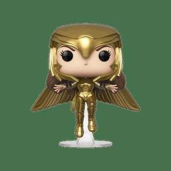 Wonder Woman 1984 Gold Flying Metallic Pop! Vinyl Figure