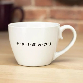 Friends Central Perk Cappuccino Mug