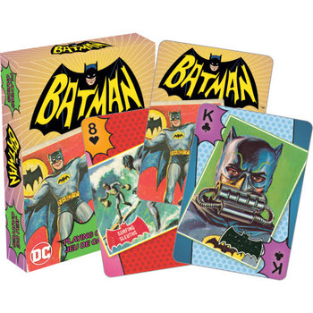 Batman TV 2 Playing Cards
