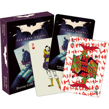 Dark Knight Jokers Playing Cards
