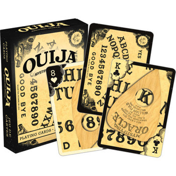 Ouija Playing Cards
