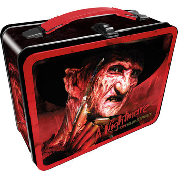 Nightmare On Elm Street Fun Box Tin Tote