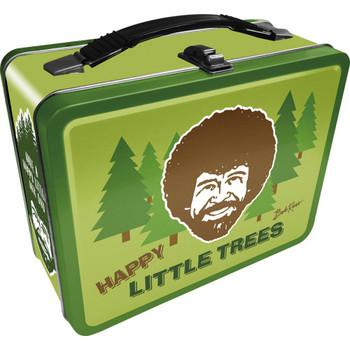Bob Ross Happy Trees Gen 2 Fun Box Tin Tote
