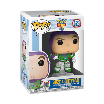 Toy Story 4 Buzz Lightyear Pop! Vinyl Figure