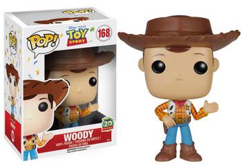Toy Story 20th Anniversary Woody Pop! Vinyl Figure