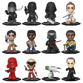Star Wars The Rise of Skywalker Mystery Minis Random 4-Pack