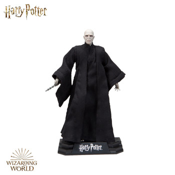 Harry Potter Series 1 Deathly Hollows Lord Voldemort 7-Inch Action Figure