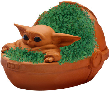 Star Wars: The Mandalorian The Child Chia Pet