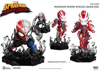 Marvel Maximum Venom Special MEA-018 SP Figure 2-Pack - San Diego Comic-Con 2020 Previews Exclusive