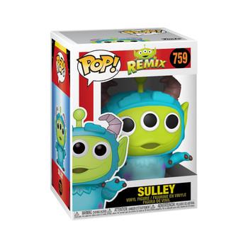 Pixar 25th Anniversary Alien as Sulley Pop! Vinyl Figure