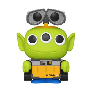 Pixar 25th Anniversary Alien as Wall-E Pop! Vinyl Figure