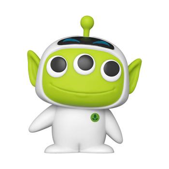 Pixar 25th Anniversary Alien as Eve Pop! Vinyl Figure