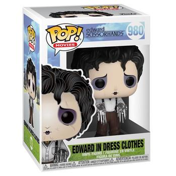 Edward Scissorhands Edward in Dress Clothes Pop! Vinyl Figure