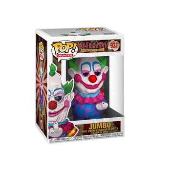 Killer Klowns from Outer Space Jumbo Pop! Vinyl Figure