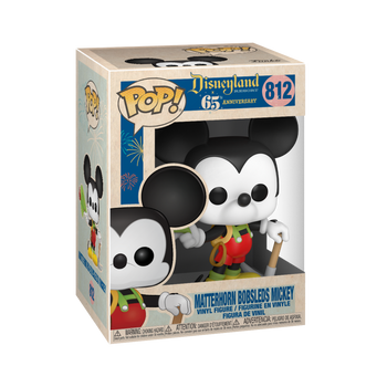 Funko Disney 65th Matterhorn Bobsleds Mickey Mouse POP! Figure