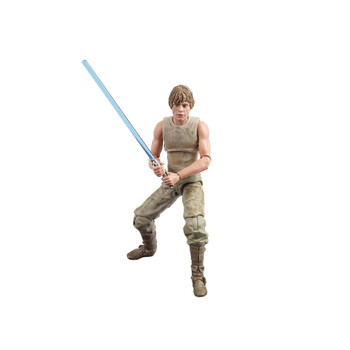 Star Wars The Black Series Empire Strikes Back 40th Anniversary 6-Inch Luke Skywalker Dagobah Action Figure