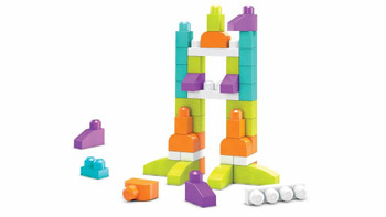 Mega Bloks First Builders Big Building Block