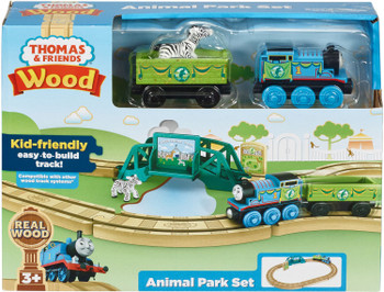 Thomas & Friends Wood Animal Park Set