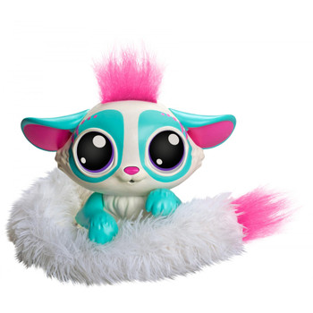 Lil' Gleemerz Amiglow Furry Friend, Light Up Interactive Talking Toy