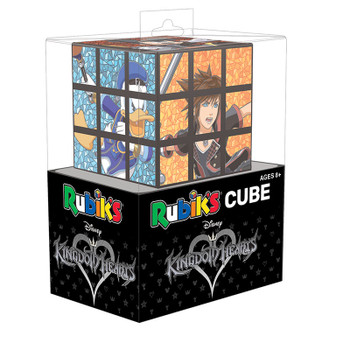 RUBIK'S Cube Disney Kingdom Hearts
