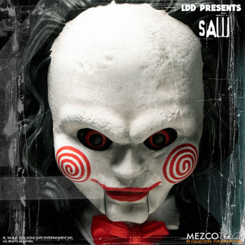 Living Dead Dolls Presents Saw Billy Doll