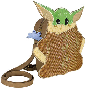 Star Wars: The Mandalorian The Child Species Unknown Crossbody Purse