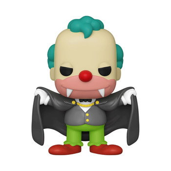 Funko The Simpsons Vampire Krusty Pop! Vinyl Figure
