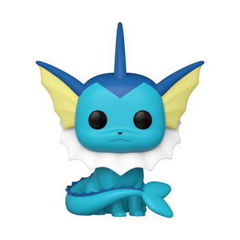 Funko Pokemon Vaporeon Pop! Vinyl Figure